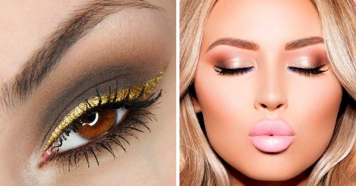 10 tips que debes seguir para usar una sombra de ojos dorada On sombra de ojos dorada