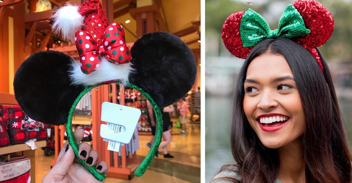 Disney acaba de lanzar las orejas de Minnie más lindas de todas