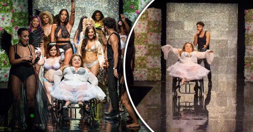 Anti-Victoria's Secret el desfile por y para mujeres que también merecen alas de ángel