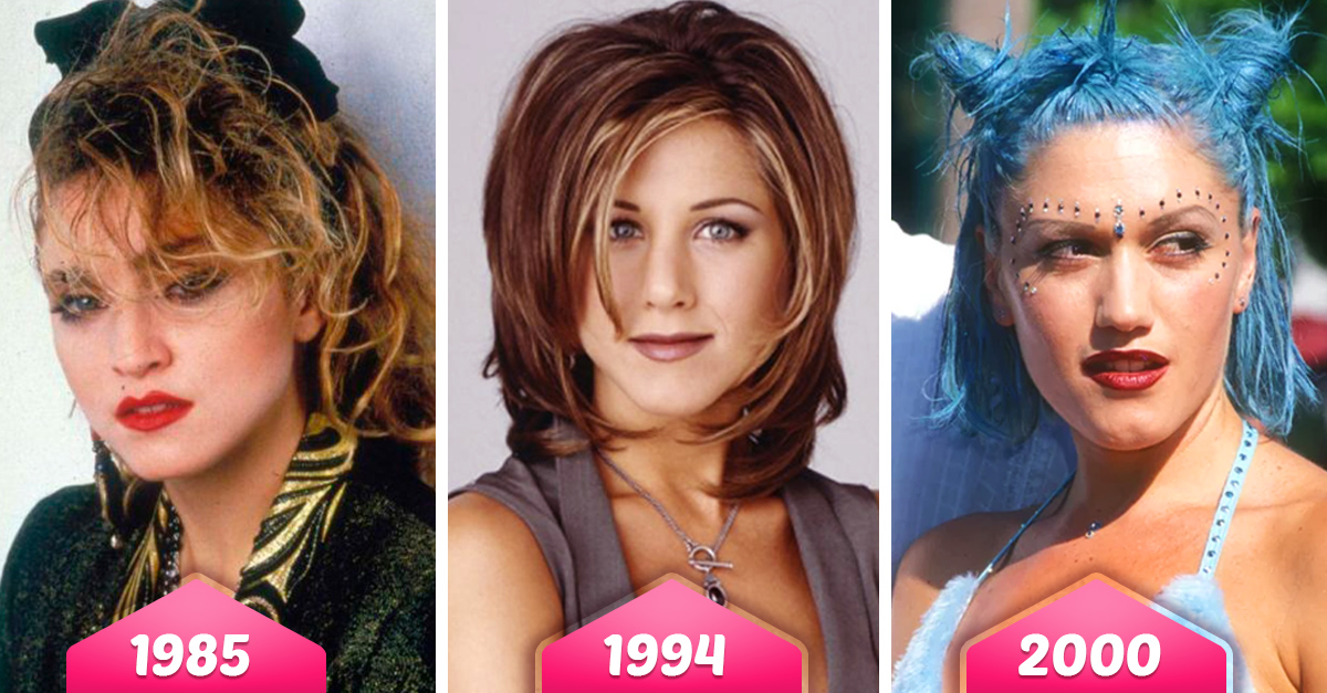 Dime en que año naciste naciste y te dire que tendencia de cabello te va mejor