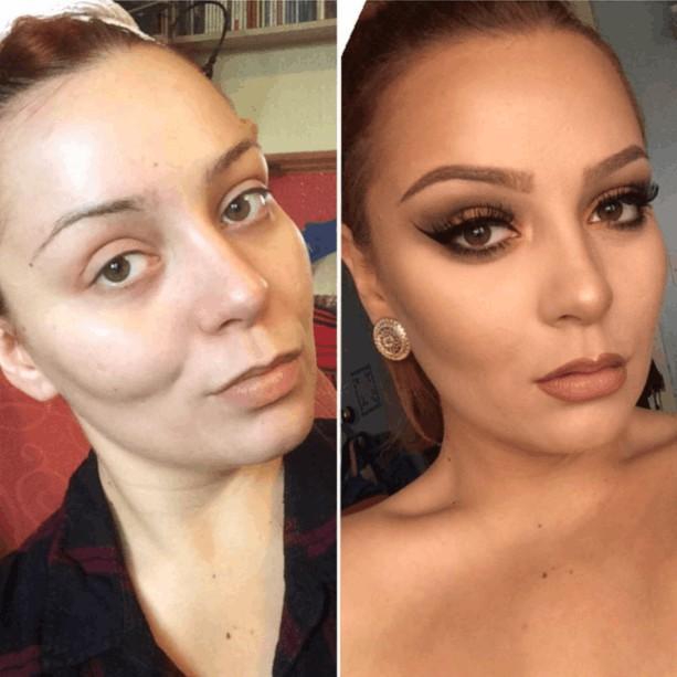 poder del maquillaje