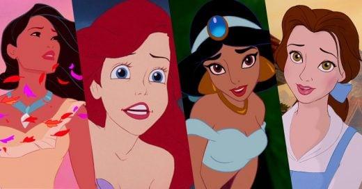 Princesas de Disney que nos dejaron lecciones de amor muy importantes