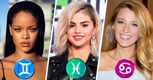 Estas son las famosas que serían tu BFF de acuerdo a tu signo del zodiaco