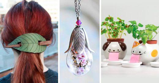 25 Regalos perfectos para tu amiga amante de las plantas