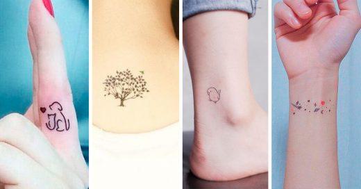 tatuajes diminutos