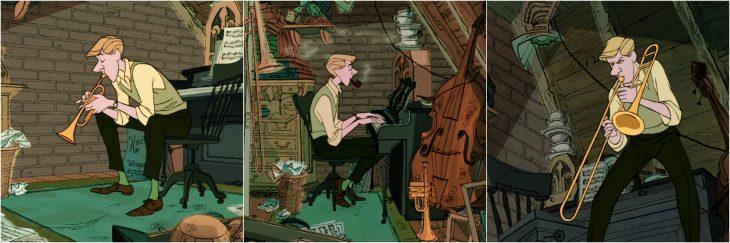 roger es un excelente musico