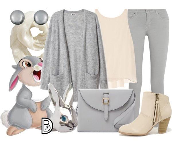 outfit estilo tambor