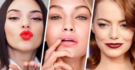 Descubre la década que define tu estilo según tu color de labial favorito; ¡desde pin-up a millennial!