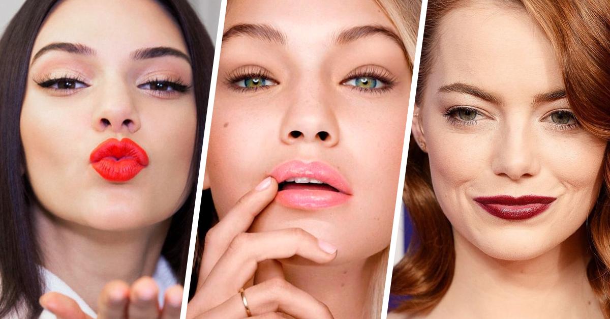 Descubre la década que define tu estilo según tu color de labial favorito; ¡desde pin-up a millennial!