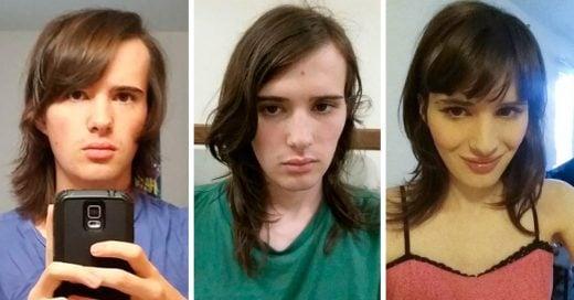 Documenta transformación transgénero durante 17 meses; su sonrisa final lo dice todo