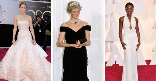 12 Celebridades que usaron los vestidos de gala más costosos de la historia