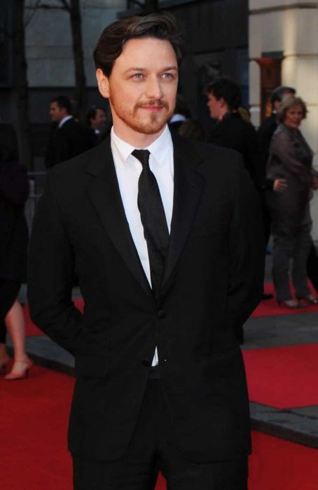 Olivier Awards 2012 james macavoy