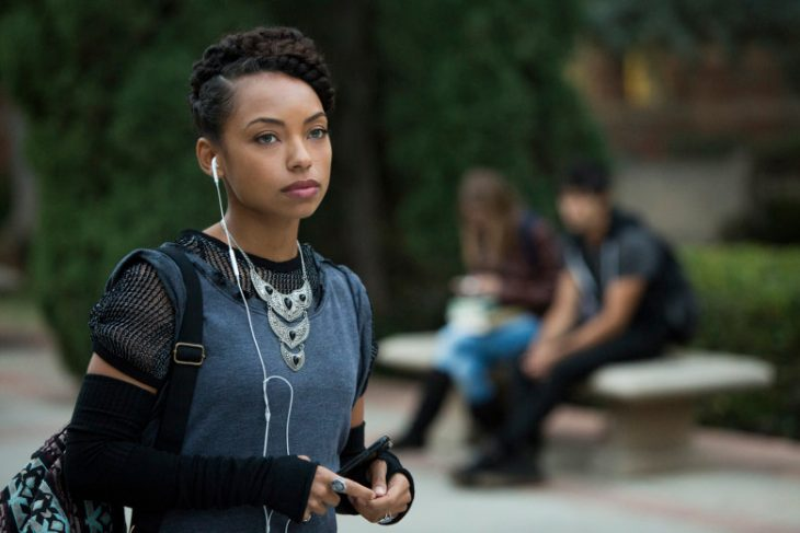 Sam White de Dear White People