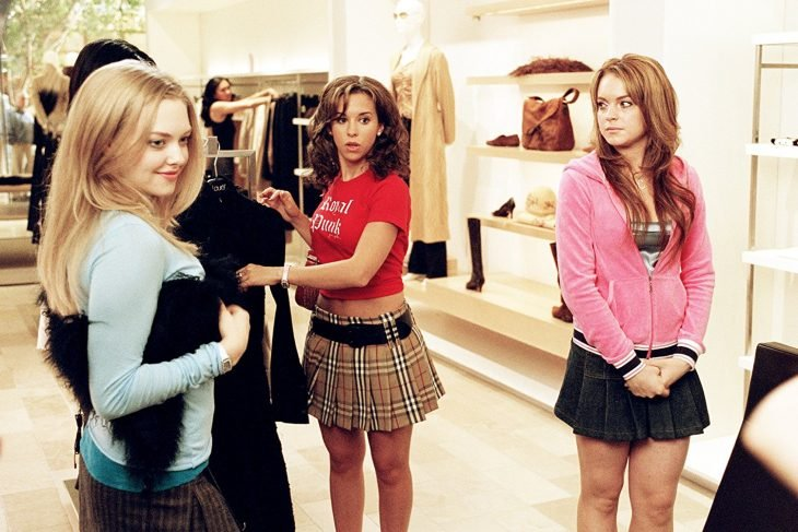 amas ir de compras con tus amigas