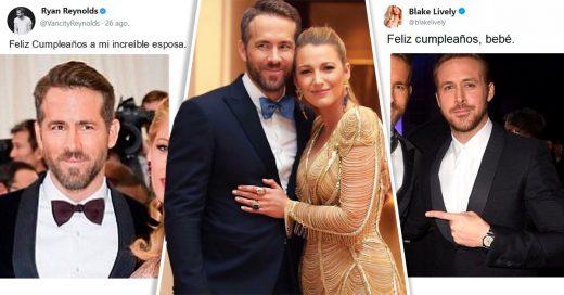 10 mejores momentos de Ryan Reynolds y Blake Lively este año