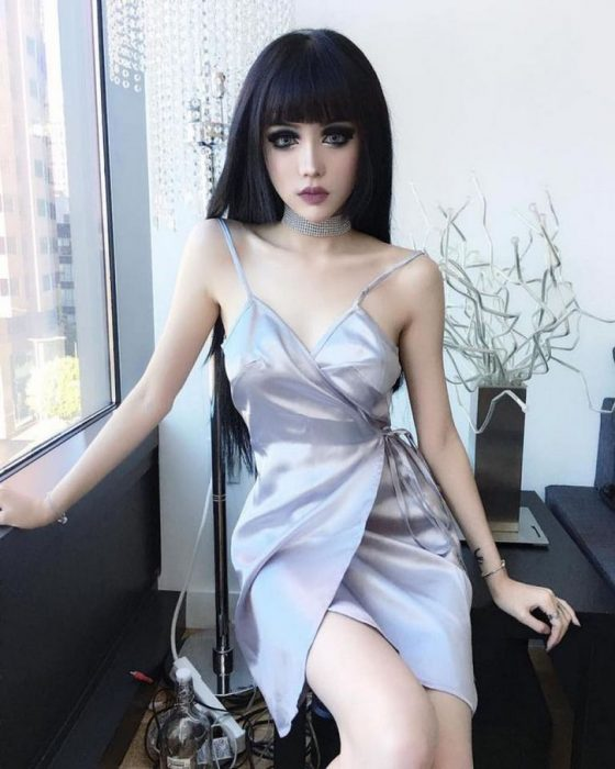 Kina-Shen-muñeca-china