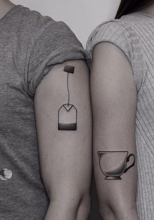 Tattoos de parejas