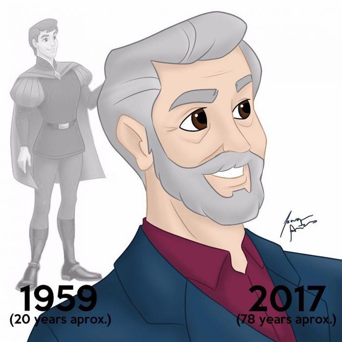 Príncipe Felipe edad actual