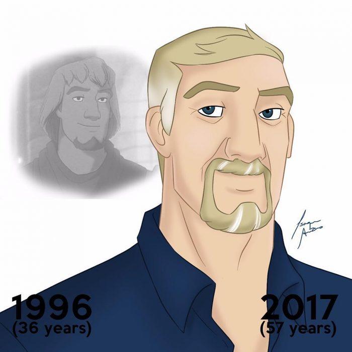 Phoebus edad actual