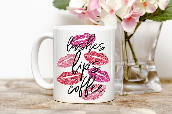tazas de maquillaje