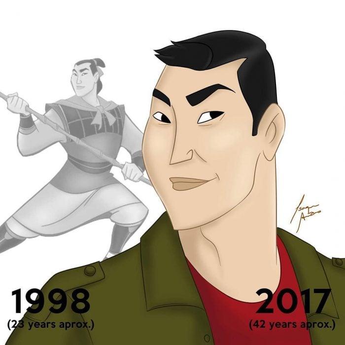 li shang edad actual