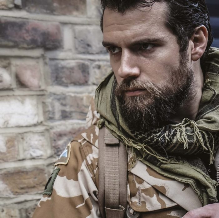 henry cavill soldado