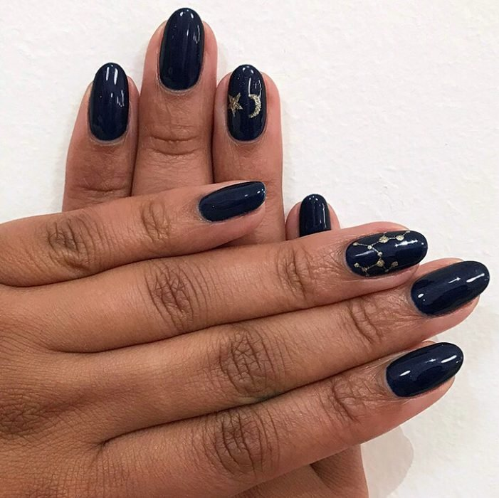 Tendencias de uñas 2018