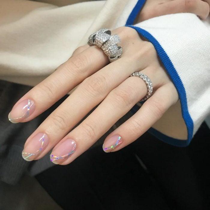 Tendencias de uñas 2018