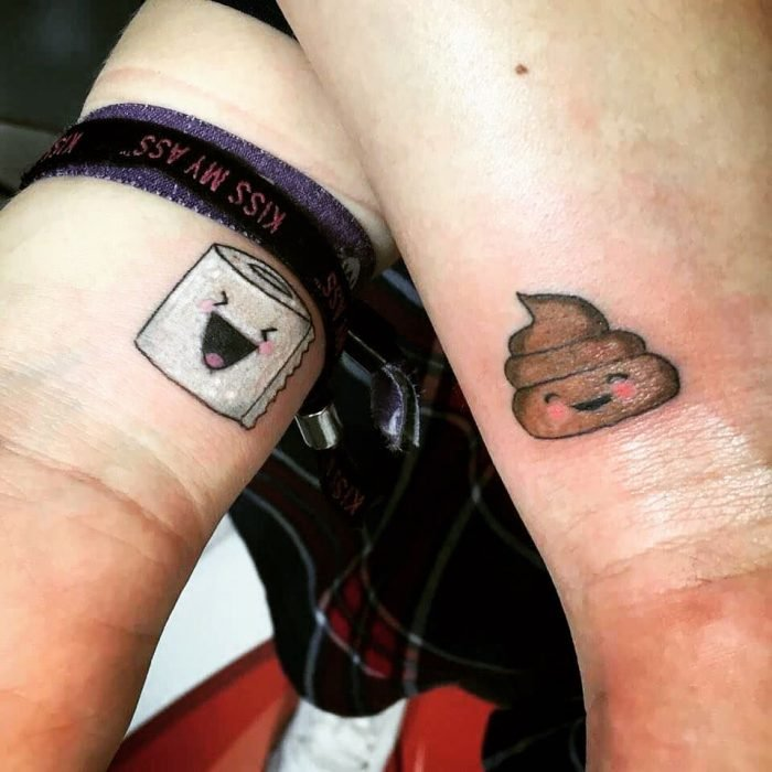Tattoos de parejas
