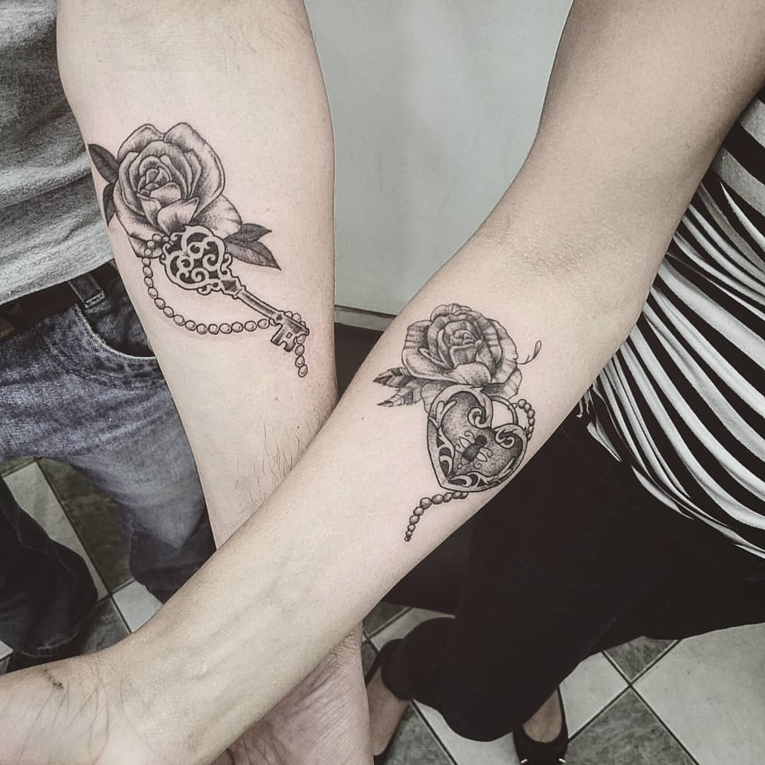 25 Tatuajes Para Parejas Que Marcan Su Gran Amor En La Piel