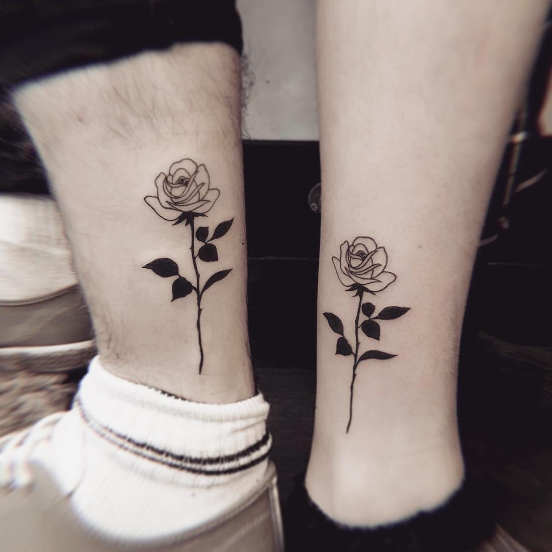 25 Tatuajes Para Parejas Que Marcan Su Gran Amor En La Piel - Tatuaje-parejas