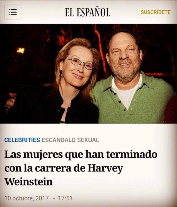 Tuit de Harvey