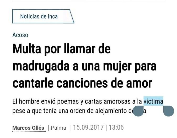 titular de periodico