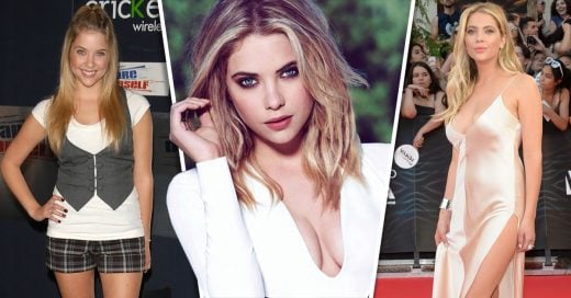 Ashley Benson se ha convertido en una diosa de la moda
