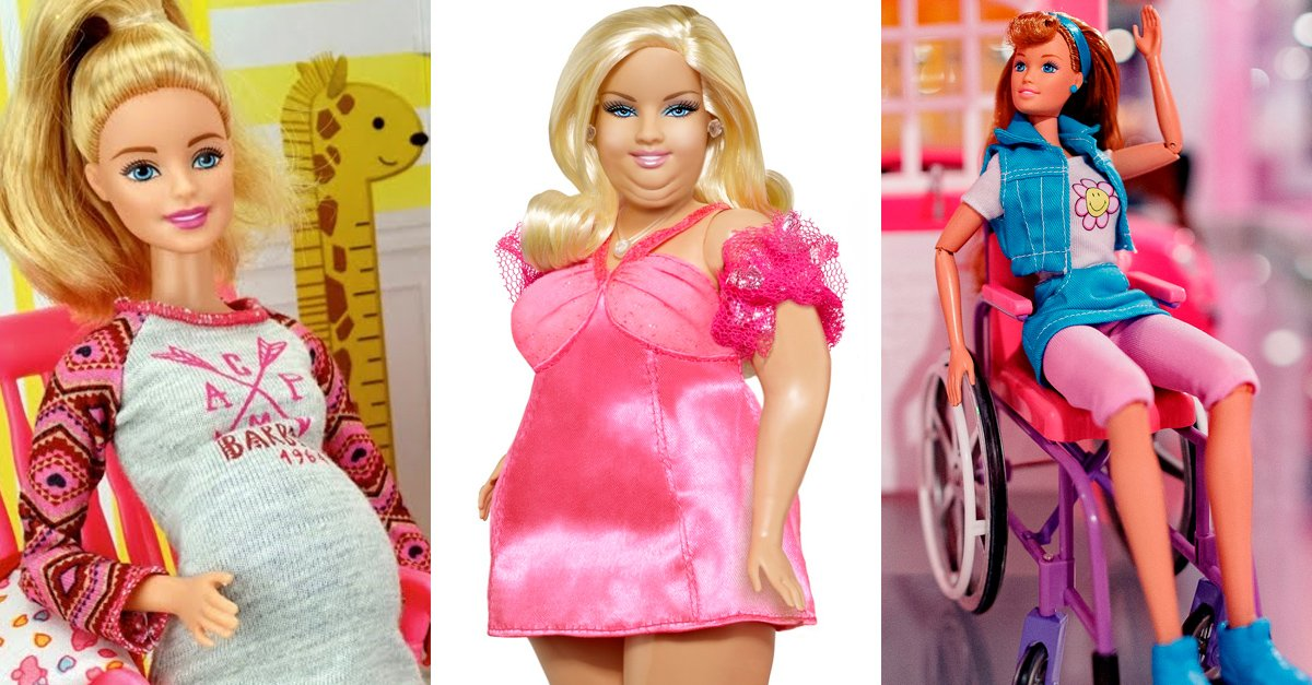 15 Muñecas Barbie que desataron polémica en el mundo