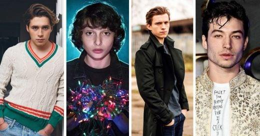 16 Chicos que conquistaron nuestro corazón este 2017