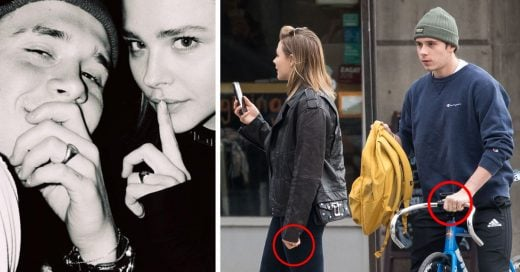 Chloë Moretz y Brooklyn Beckham guardan un secreto; podría ser un compromiso