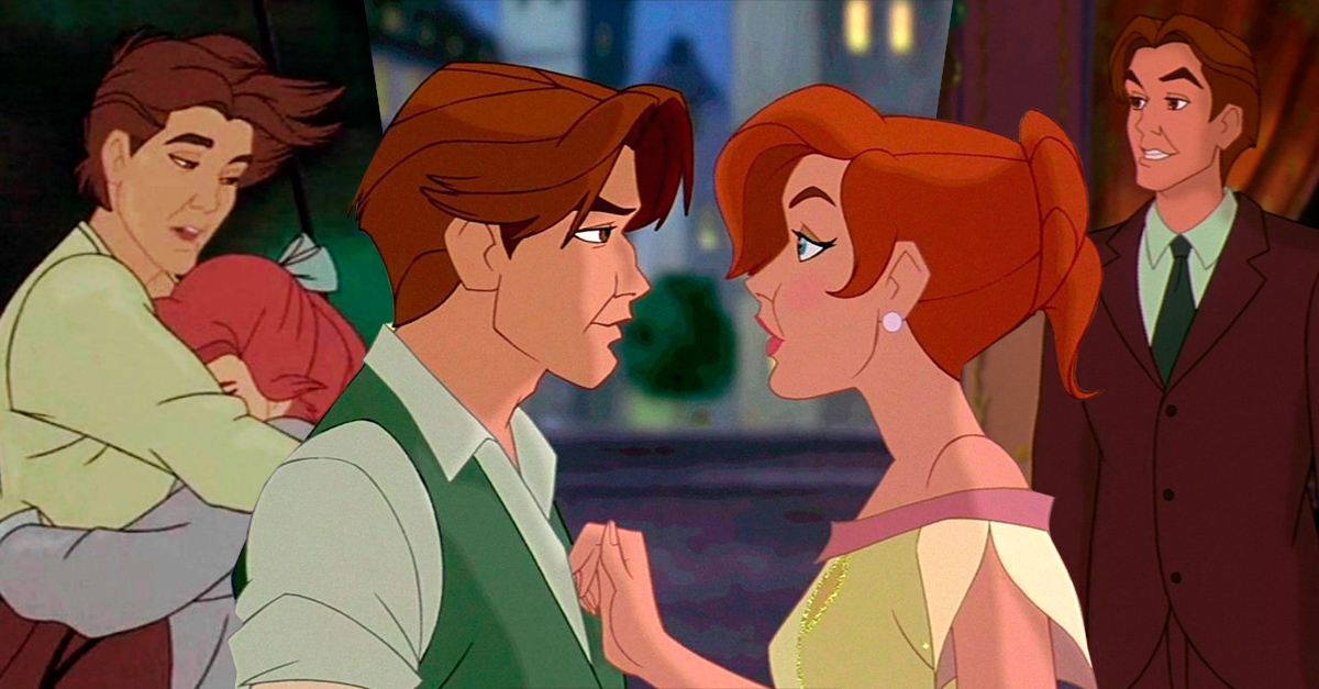 """15 Razones por las que Dimitri de """"Anastasia"""" es un verdadero príncipe; no hay manera de no amarlo"""