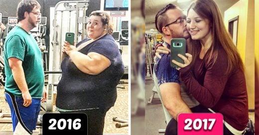 Esta pareja demostró que las metas se cumplen fácilmente