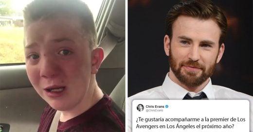 Hollywood ha mostrado su apoyo y diversos artistas se encuentran respaldando a Keaton Jones, un chico victima de bullying