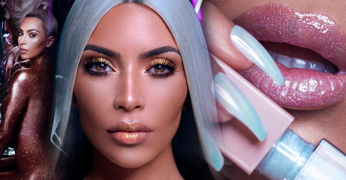 Kim Kardashian lanza una increíble línea de maquillaje que te encantará