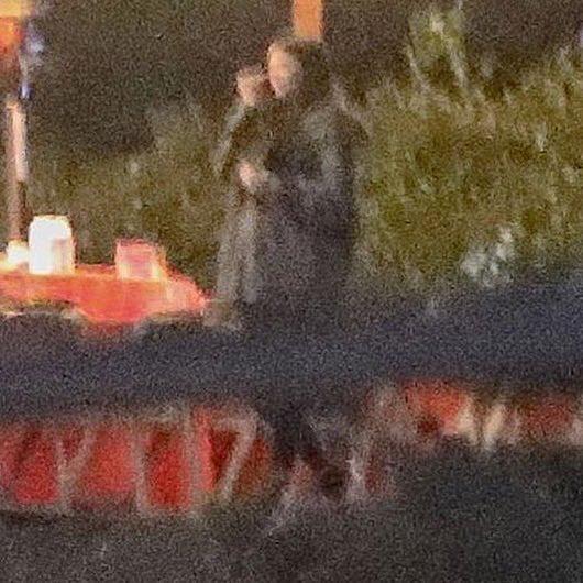 Kylie Jenner embarazada en la fiesta de una de sus mejores amigas