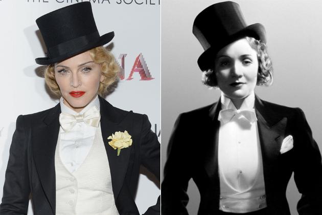 Madonna-Marlene-Dietrich