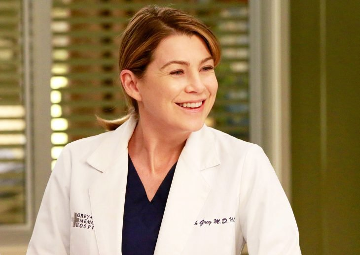 Meredith Grey de Grey's Anatomy