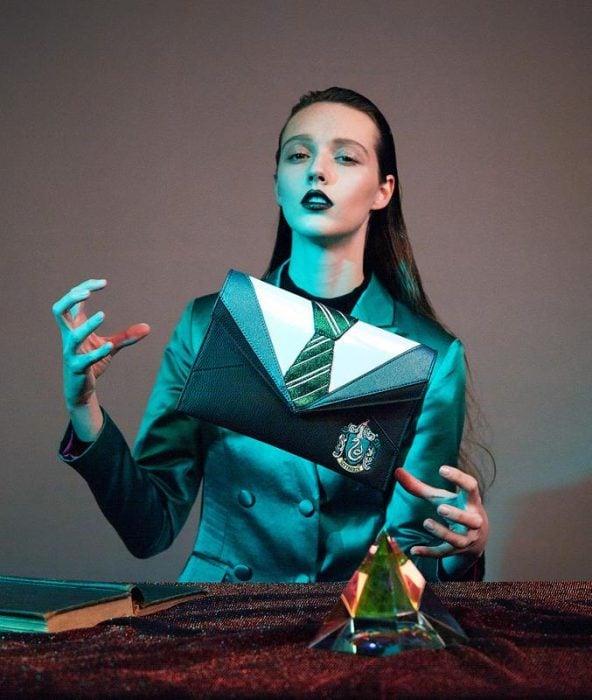 Bolsas inspiradas en las casas de Harry Potter