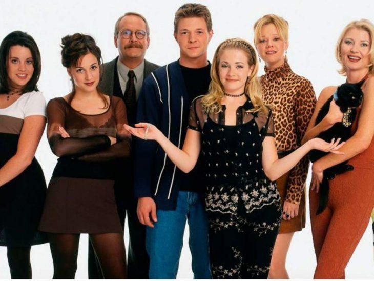 Elenco de Sabrina la bruja adolescente serie de los 90