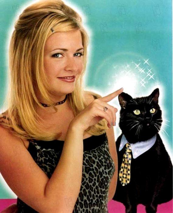 Sabrina la bruja adolescente serie de los 90