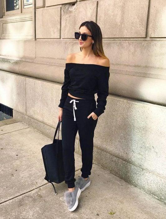Outfits casuales para las chicas que quieren un estilo cómodo