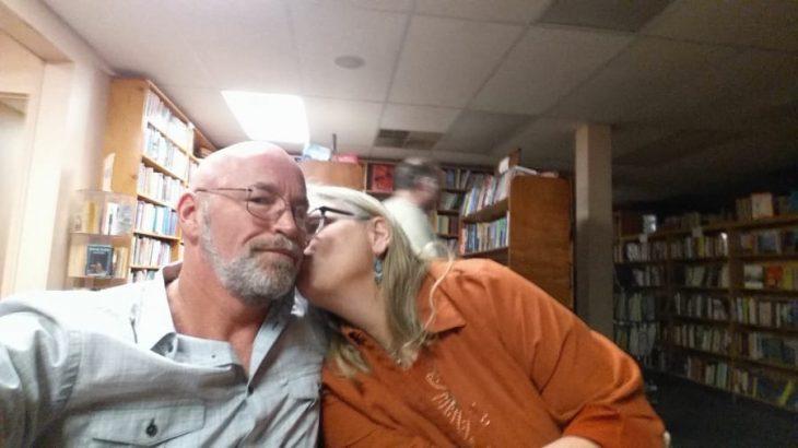 pareja que estaba divorciada y que se volverán a casar