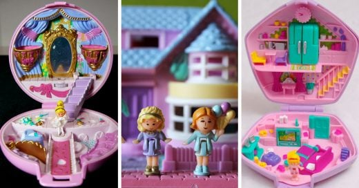 15 Sets de Polly Pocket que te harán desear volver a ser niña